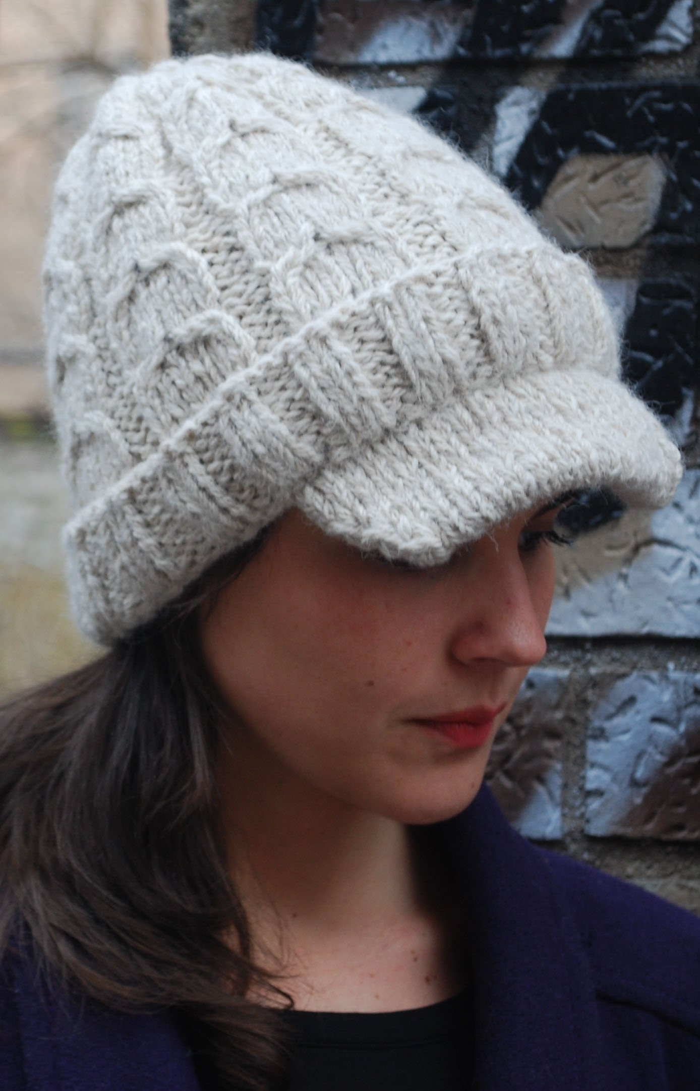 Ardor Hat close up